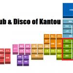 関東地方のクラブ / ディスコ(遠い過去~現在営業中まで)店舗一覧と特徴
