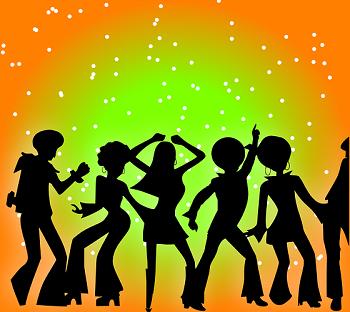 70年代ディスコのダンスの種類