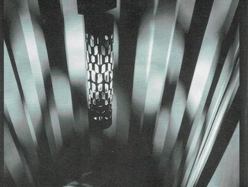 階段のライティングシステム