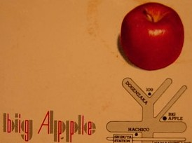 渋谷 big Apple(ビッグアップル)コレクション