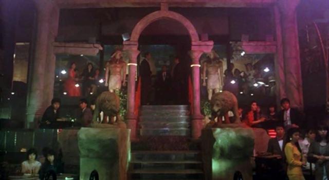 ドラマや映画のシーンで使用されたディスコ・クラブ一覧